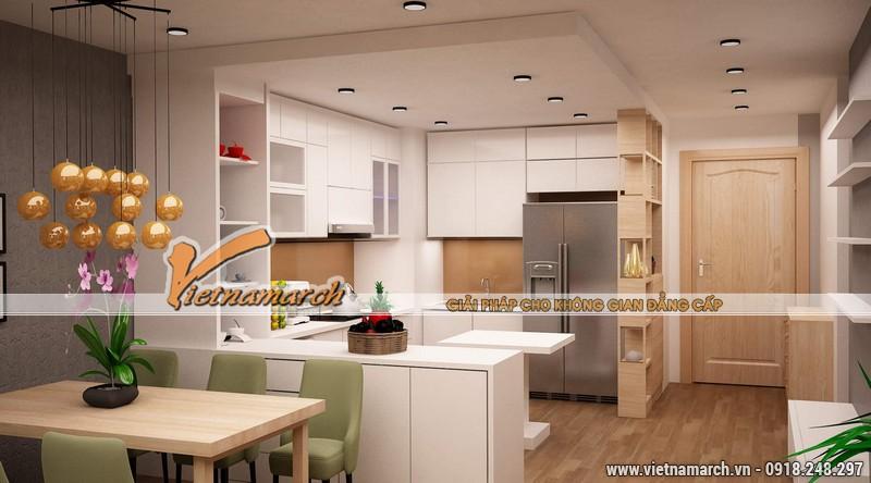 Thiết kế nội thất chung cư căn hộ T4 - 2211 nhà chị Hà.05