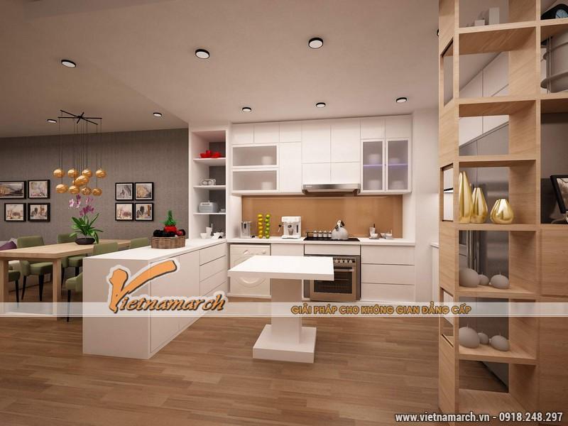 Thiết kế nội thất chung cư căn hộ T4 - 2211 nhà chị Hà.07